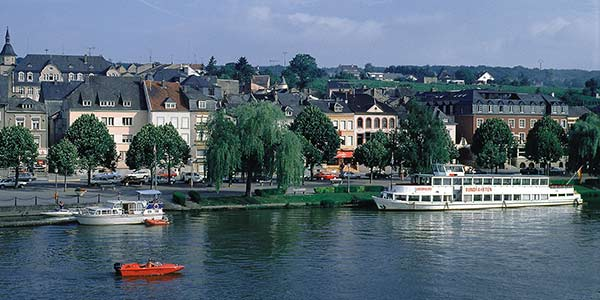 Die remich hotels wineries boarding houses for Designhotel mosel
