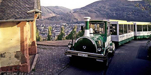 Mosel   Bernkastel Kues  Der Burg Landshut Express