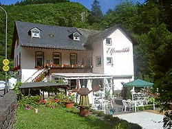 Bad Bertrich Cafe